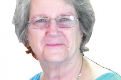 Service today for June Sorrell