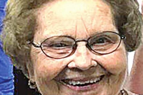 Service held for Ada Faye Mills