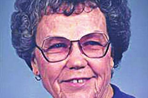 Service held for Velma Louise Smith