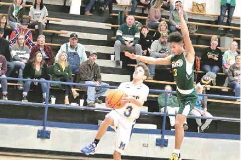 Moss vs Stuart Basketball highlights