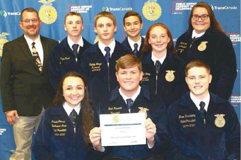 "Stuart FFA Officers Ask, ""What's Next?"""