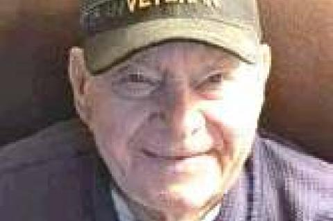 Service held for Master Sergeant Donald Anderson Duffus, Sr.