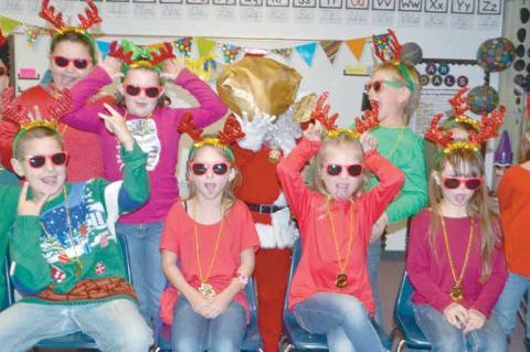 Moss Christmas Program Super!