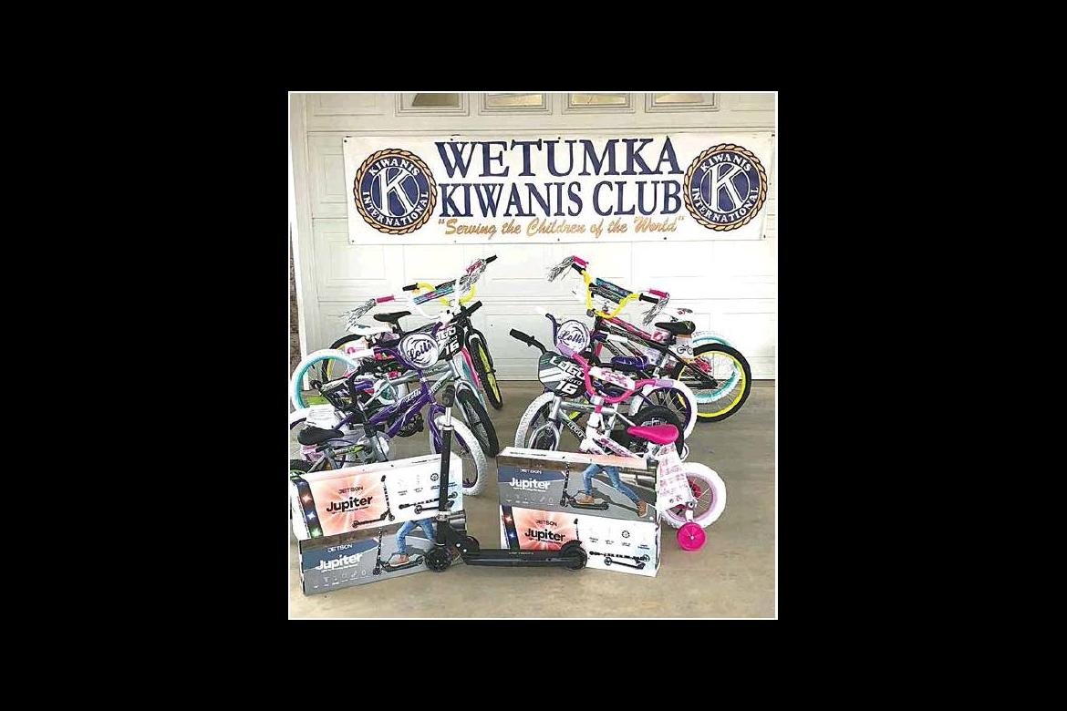 Wetumka Kiwanis Christmas Parade December 14 at 5:30 p.m.