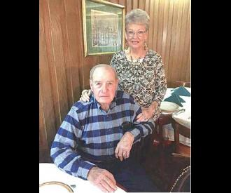 Bud and Arlene Lawson celebrate Diamond Wedding Anniversary